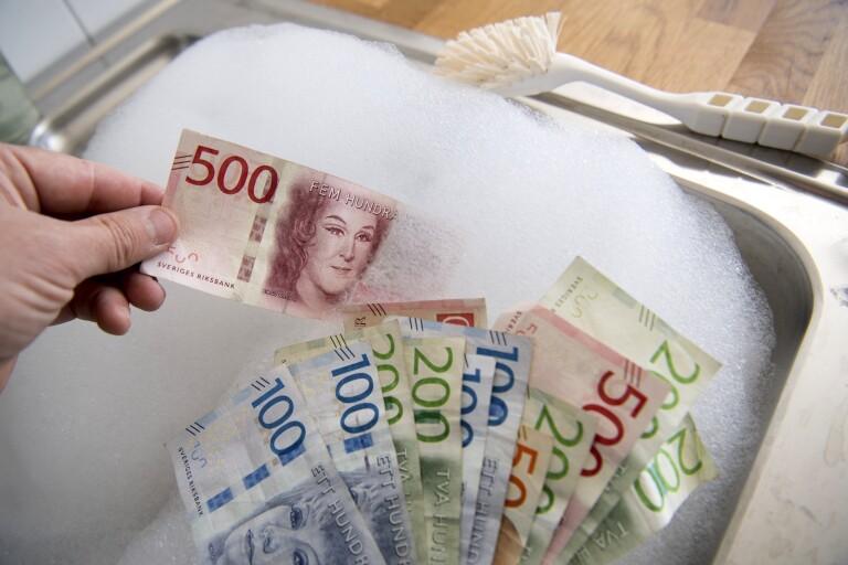 Brott: 21-åring tog emot 100 000 kronor till bankkonto - misstänks för penningtvätt