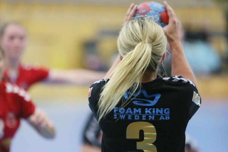 Handboll: HBK föll mot tufft motstånd