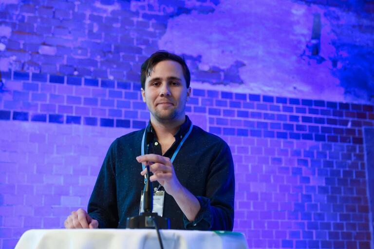2016 valdes Benjamin Dousa till Muf-ordförande. Nu blir han ny vd för tankesmedjan Timbro.