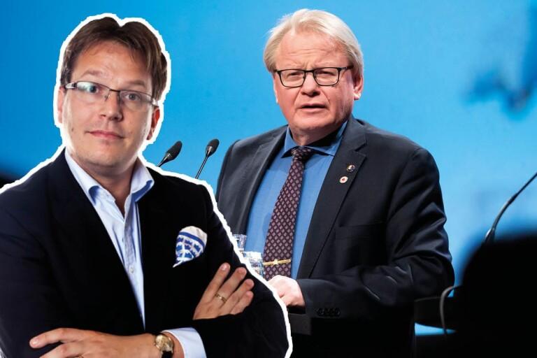 """Ledare: """"Norden ersätter inte Nato"""""""