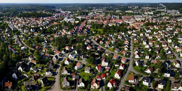 Lista: Borås hetaste villor och bostadsrätter
