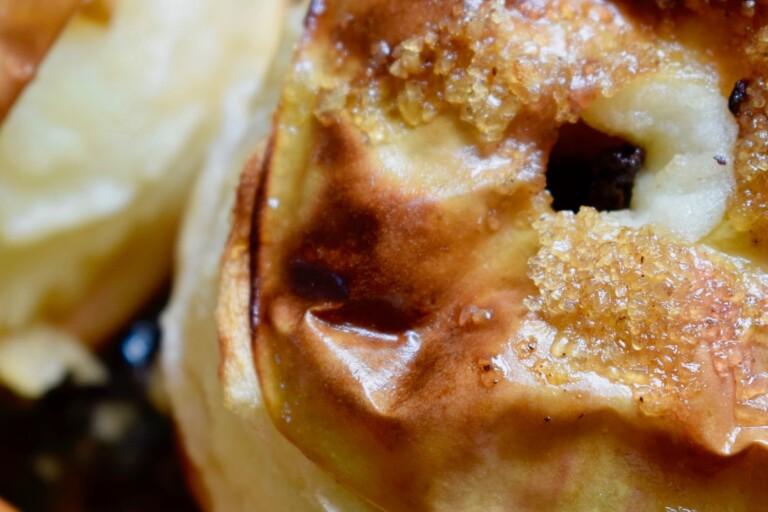 Baked apples – an autumn treat