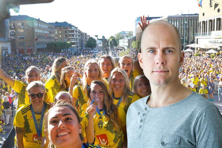 Det är tjejernas fotbollsår i år –både på landslagsnivå och lokalt i Ulricehamn, skriver UT:s Jonas Emtervall.