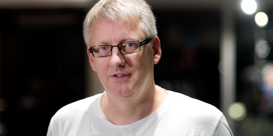 Björn Hvornum är partiets förstanamn.