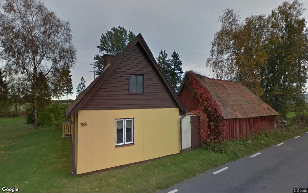 68 kvadratmeter stort hus i Fjälkinge sålt för 675000 kronor