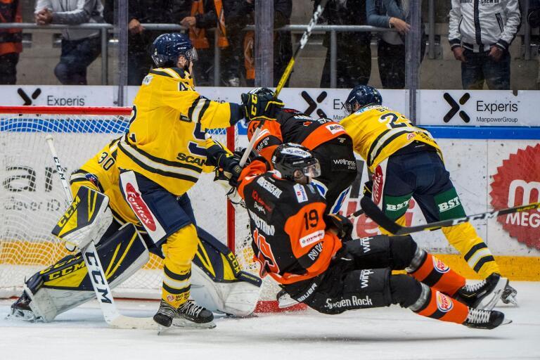 Spelare stängs av efter matchen mellan KHK och Södertälje