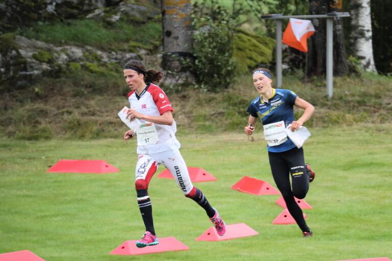Världscuptävlingen i Schweiz nästa år blir också EM för orienterarna. Arkivbild.
