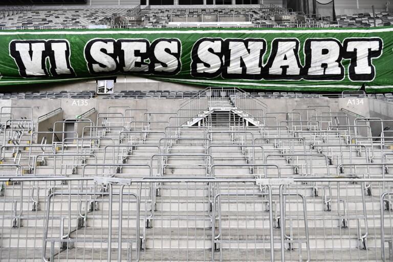 """Fotbollen: """"Släpp in oss i dialogen"""""""