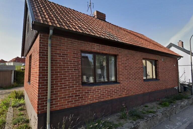 Huset på adressen Västergatan 10 i Anderslöv har nu sålts på nytt – stor värdeökning