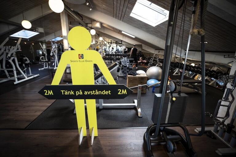 """Gymägare i Trelleborg: """"Det är ett slag i magen"""""""