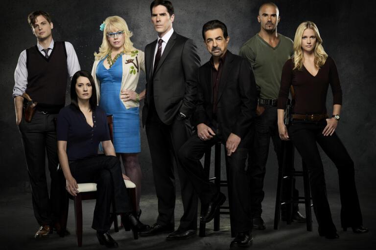"""Tv-bolaget CBS stäms för trakasserier under inspelningarna av """"Criminal minds"""". Pressbild."""