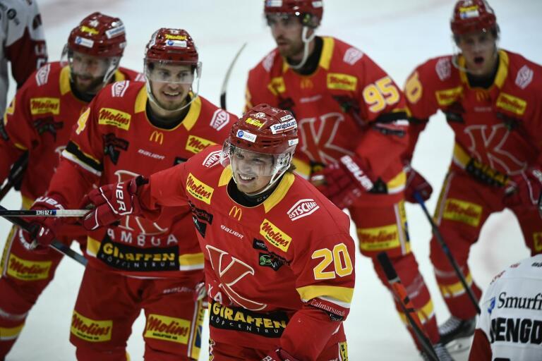 Kalmar HC ställs mot konkurrenten Nybro i säsongens första träningsmatch.
