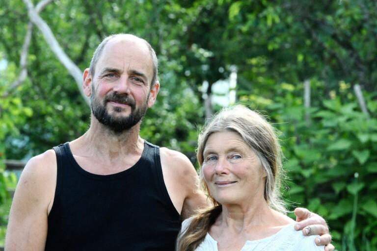 Sista sommaren i paradiset för paret Michaelsson