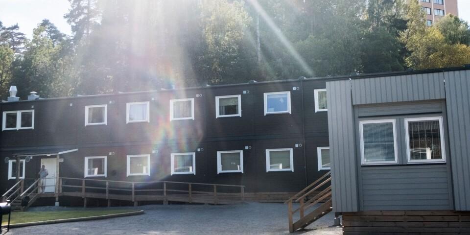 Bosättningslagen skapade ett behov av modulbostäder i Sverige.