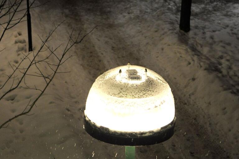 Länsstyrelsen säger ja till en utökning av belysningen på kyrkogården i Misterhult.