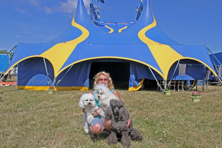 En svensk cirkus med lång tradition