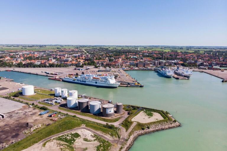 Fullmäktige gav sin välsignelse till västlig hamninfart
