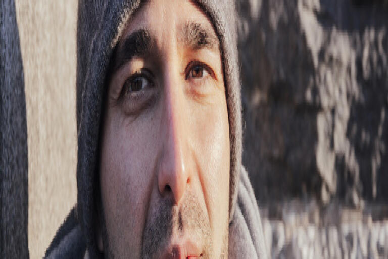 """Arash Sanaris bok """"Sverigevänner: historien om hur pappa och jag försökte bli svenskast på Tjörn"""" ska bli film. Arkivbild."""