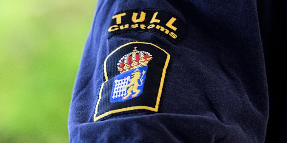 Tullverket bedömer att värdet på kokainet som hittades på ett fartyg i Uddevalla är värt minst 17 miljoner kronor. Arkivbild.
