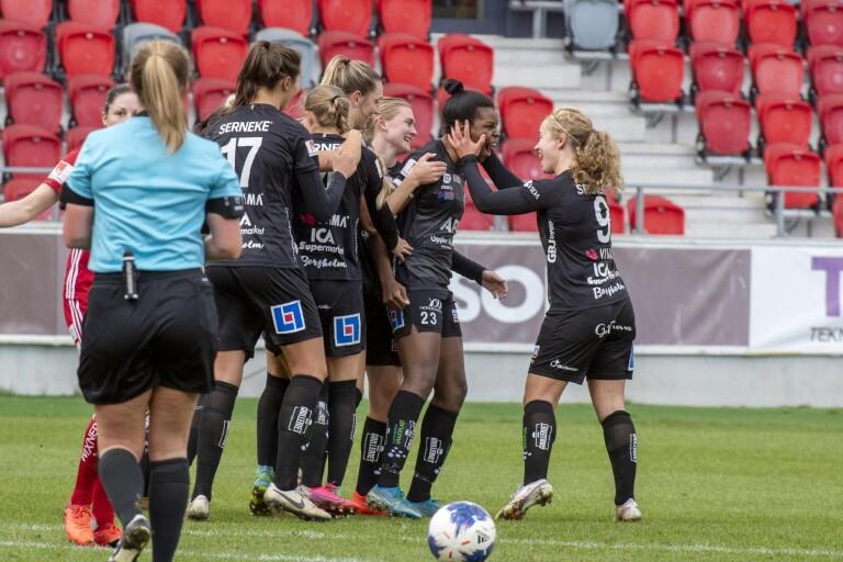 Damallsvenskan utökas – fler lag i serien från 2022
