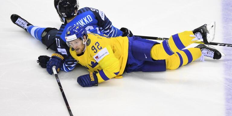 Sverige mot Finland i nästa OS