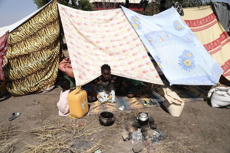 Etiopienkonflikt växer – uppgifter om medling