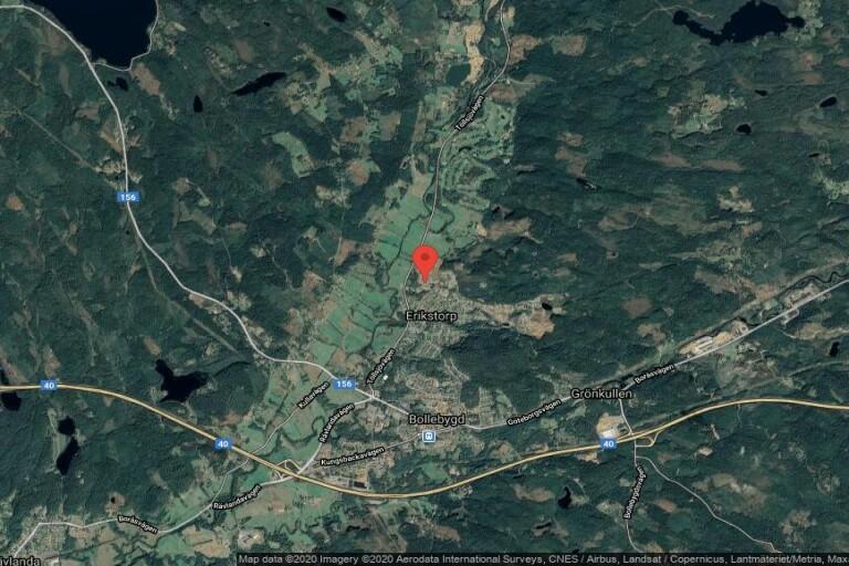 Fastigheten på Elviras Väg 20 i Bollebygd såld för 4300000 kronor
