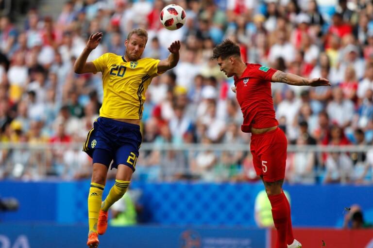 Fotboll: Sverige rankat högre än Tyskland efter VM