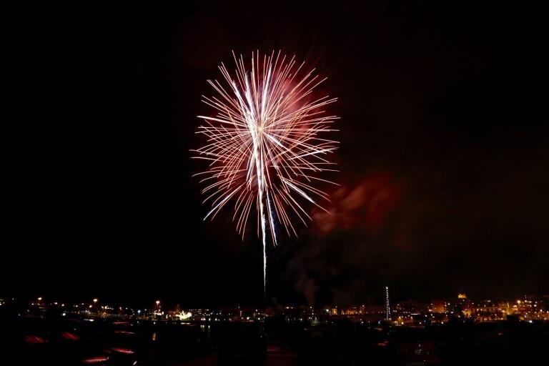 Förslag: Trelleborgs kommun vill förbjuda fyrverkerier