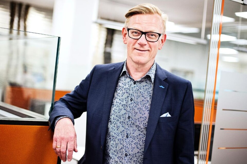 """""""It's now that we can support the associations"""", says Östen Gunnarsson, CEO Sparbanksstiftelsen 1826."""