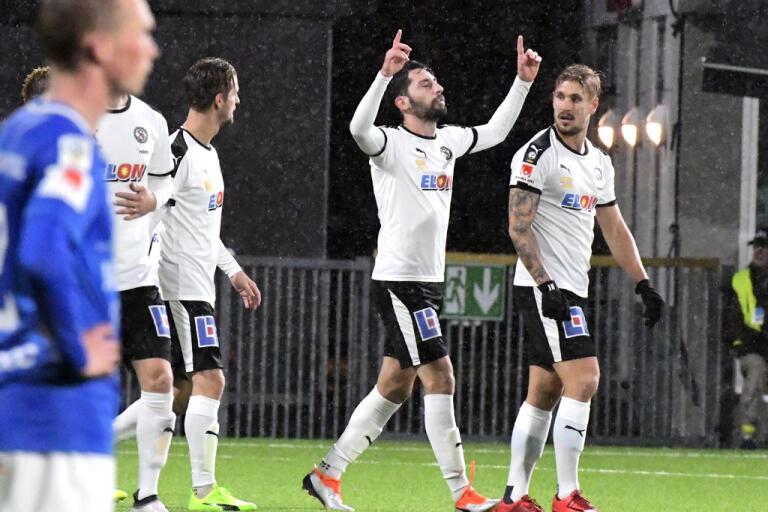 Nahir Besara uppges vara klar för en återkomst i Örebro SK. Arkivbild.
