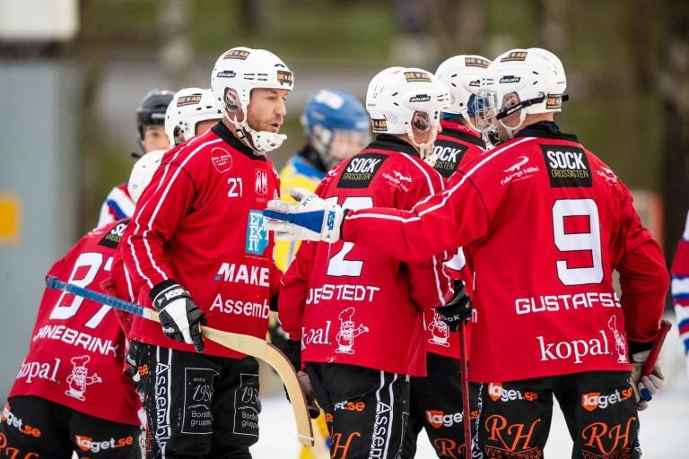 """Hockeylaget """"kidnappade"""" Borås nyförvärv"""