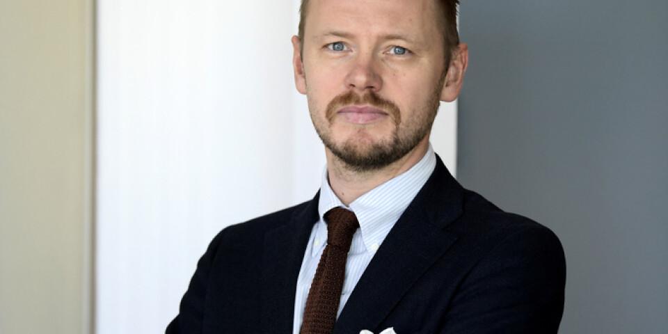 Björn Jerdén, programchef och forskare på Utrikespolitiska Institutet, anser att fallet Gui Minhai ligger bakom den spända relationen mellan Kina och Sverige. Arkivbild.