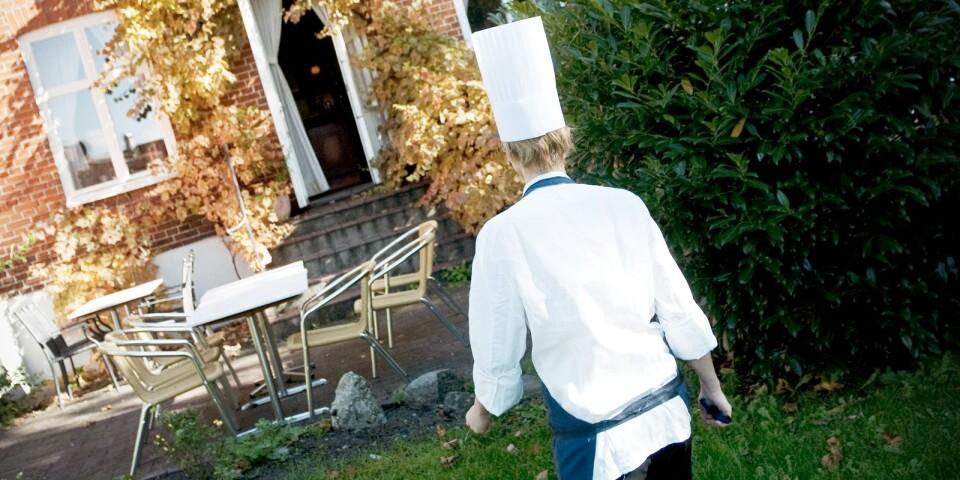 David Nordal, krögare på Kastanjelunds Wärdshus.