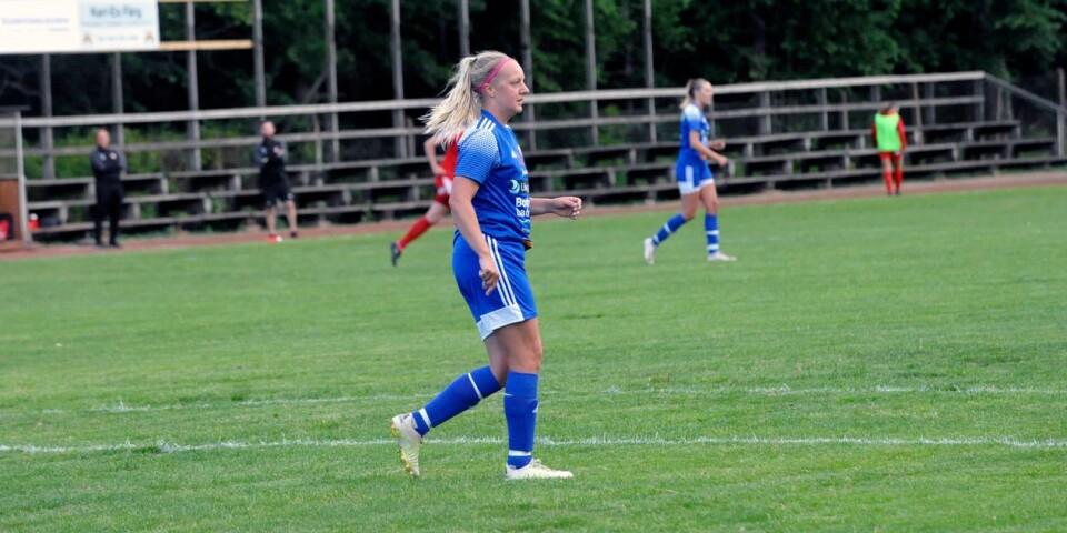Anna Nymans IFK Borgholm gästar Ramdala i division 3-premiären på söndag.