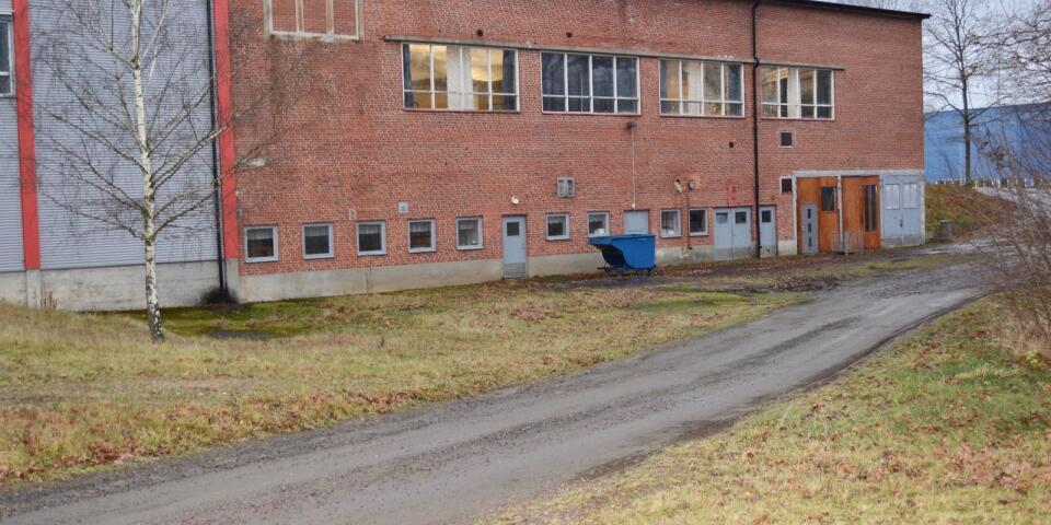 Hit flyttar Fryshuset i februari, i källaren under Träningsbruket och Tjernobylkommittén på gamla pappersbruksområdet.
