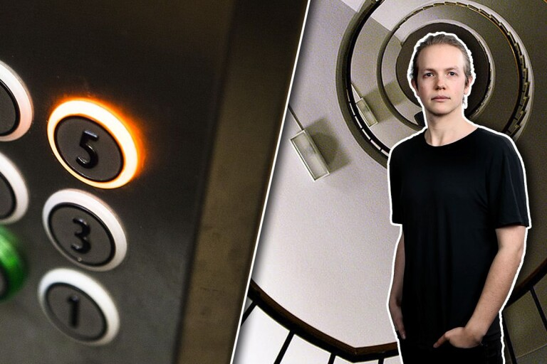 """Anton Lernstål: """"Jag är för lat för att orka slösurfa"""""""