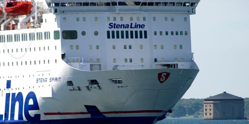 Stena Spirit kommer inte att avgå från Karlskrona i morgon enligt nuvarande plan.