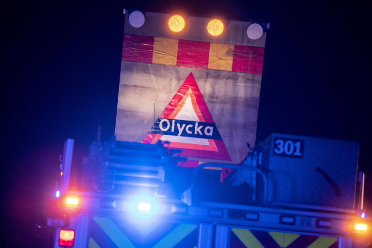 En MC-förare har omkommit i en olycka på E45 vid Göteborg. Arkivbild.