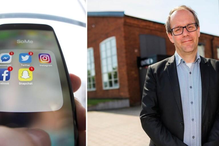 """S-politikern fastade från sociala medier i 40 dagar: """"Tvungen"""""""