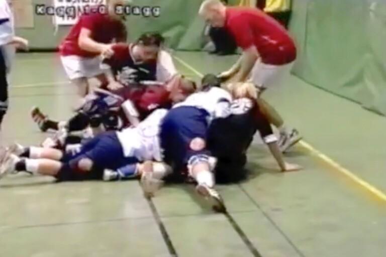 2003: Här ser du matcherna i skolrugbyn