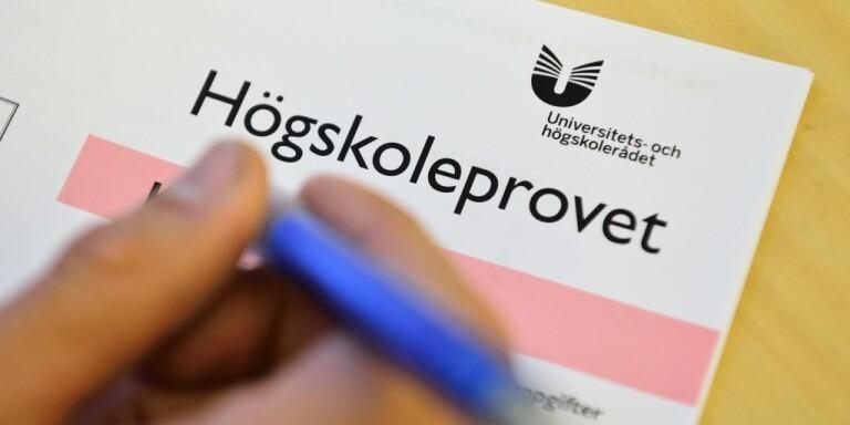 اختبارات القبول الجامعي - من الممكن اجرائها في ملعب Kristianstad