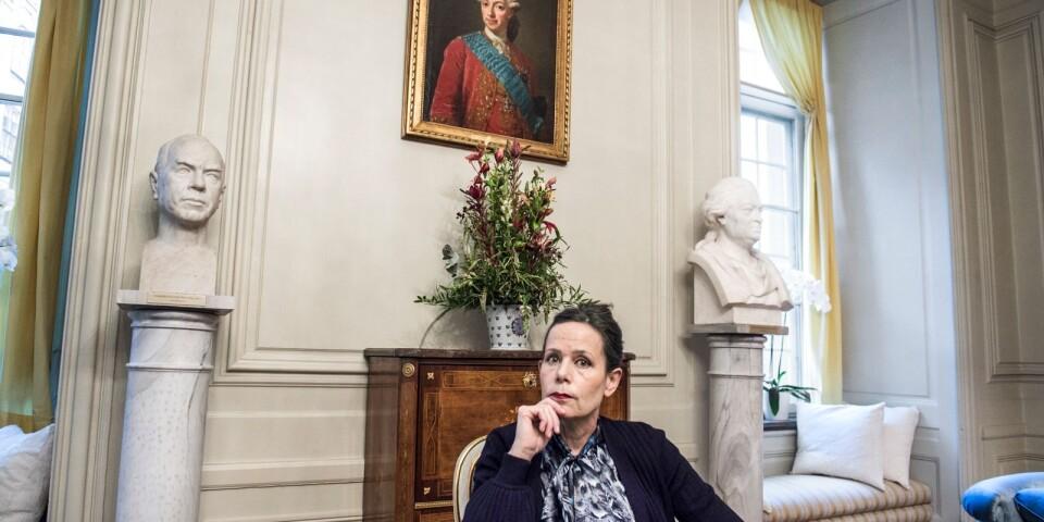 Sara Danius, ständig sekreterare i Svenska Akademien var flitig essä- och kritikskribent.