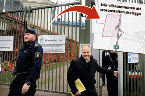 """Miljardsatsning på ny storanstalt: """"300 platser"""""""