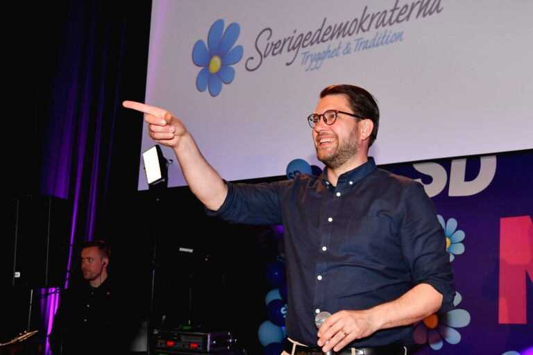 EU-valet: SD går om S – blir största parti i nordöstra Skåne