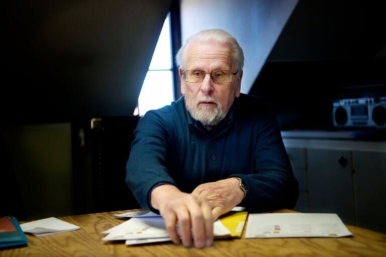 Bo Sandquist var en av de som startade SOL-partiet och partiets ideolog. Idag har han lämnat det.