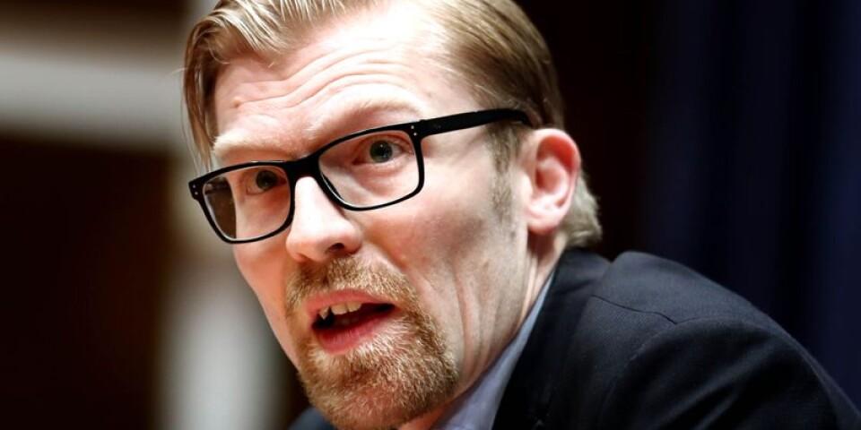 Carl-Henrik Sölvinger (L), oppositionsråd