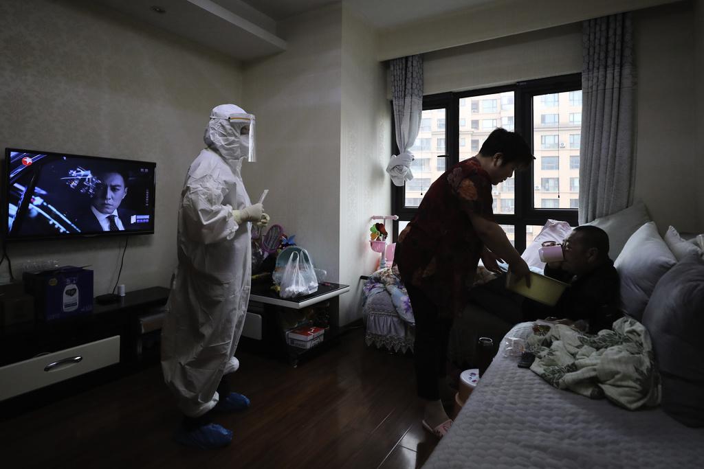 Masstester för virussmitta inledda i Wuhan