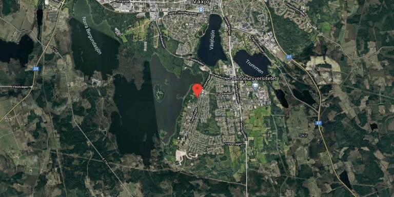 138 kvadratmeter stort radhus i Växjö sålt för 3970000 kronor