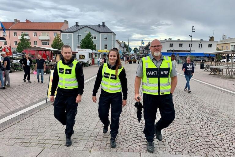 Borgholms kommun förlänger perioden med coronaväktare